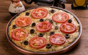 PIZZA MUSSARELA